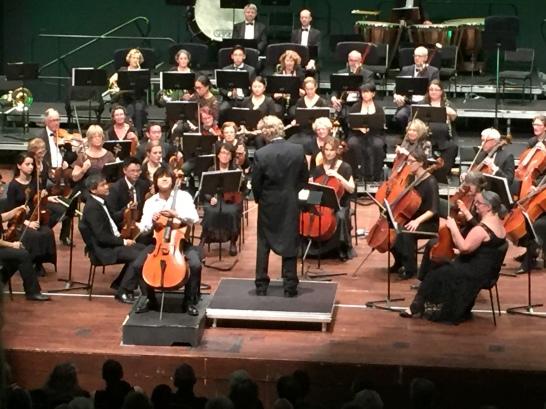 Manukau Symphony Orchestra 2018